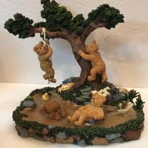 Vintage Boyds Bears - The Swimming Hole Gang